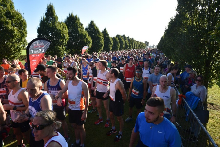 2018 lincoln half marathon.  marathon photo steve smailes for the lincolnite lincoln half marathon will  return its second staging  throughout 2018 lincoln half marathon