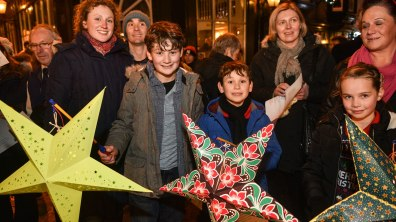 The event took place on December 15. Photo: Steve Smailes for The Lincolnite