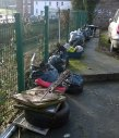 54 bags of rubbish were collected. Photo: RiverCare