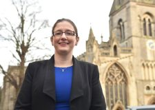 Dr Caroline Johnson, the new Sleaford and North Hykeham MP. Photo: Steve Smailes for The Lincolnite