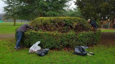 Photo: Boultham Park Restoration Project