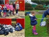 Volunteers fill 30 litter bags at Boultham Park as part of restoration