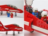 Lego Red Arrows sets could fly off the shelves if designs approved
