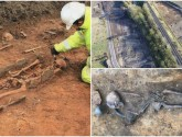 Ancient burials and artefacts unearthed beneath Lincoln Eastern Bypass site