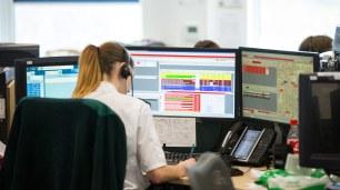 EMAS call centre operator