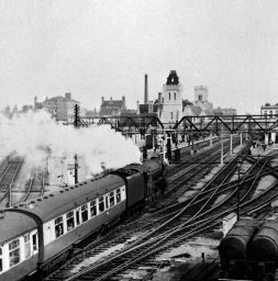 Historical photographs of the station will be on display as part of the makeover project.