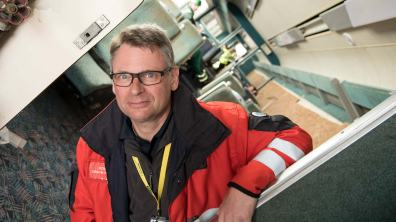 Simon Topham, Clinical Director of LIVES. Photo: Steve Smailes for The Lincolnite