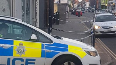 Police-incident-Lincoln-High-Street