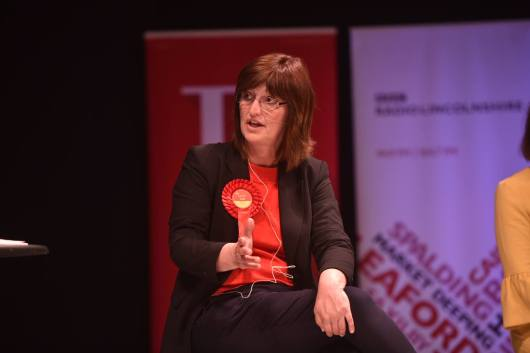 Labour MP Karen Lee. Photo: Steve Smailes for The Lincolnite
