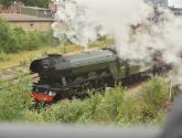 Famous Flying Scotsman to travel through Lincoln tomorrow