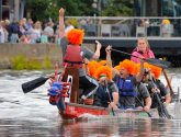 In pictures: Lincoln Dragon Boat Race 2017