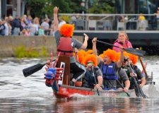 Dragon Boat race returns to Lincoln next month