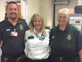Lincoln first responser dispatcher saved by colleague after choking on boiled sweet