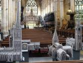 Wool I never! Exhibition of knitted local churches heading to Lincoln Cathedral