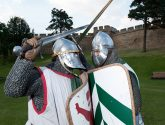 Knights to clash at Lincoln Castle as part of summer holiday events