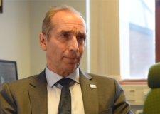 Lincolnshire hospitals boss confirms departure date