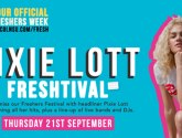 Pixie Lott cancels University of Lincoln Freshers' appearance tonight
