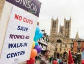 Legal action threat over decision to close Lincoln Walk-In-Centre