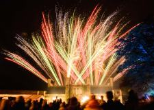 Where to watch firework displays in Lincoln