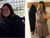 'It's been emotional': Saxilby slimmer loses almost four stone in eight months