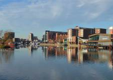 Just a few Brayford Pool restaurants opening on July 4