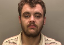 Jailed: Man bit Lincoln shopkeeper's ear in drug rage
