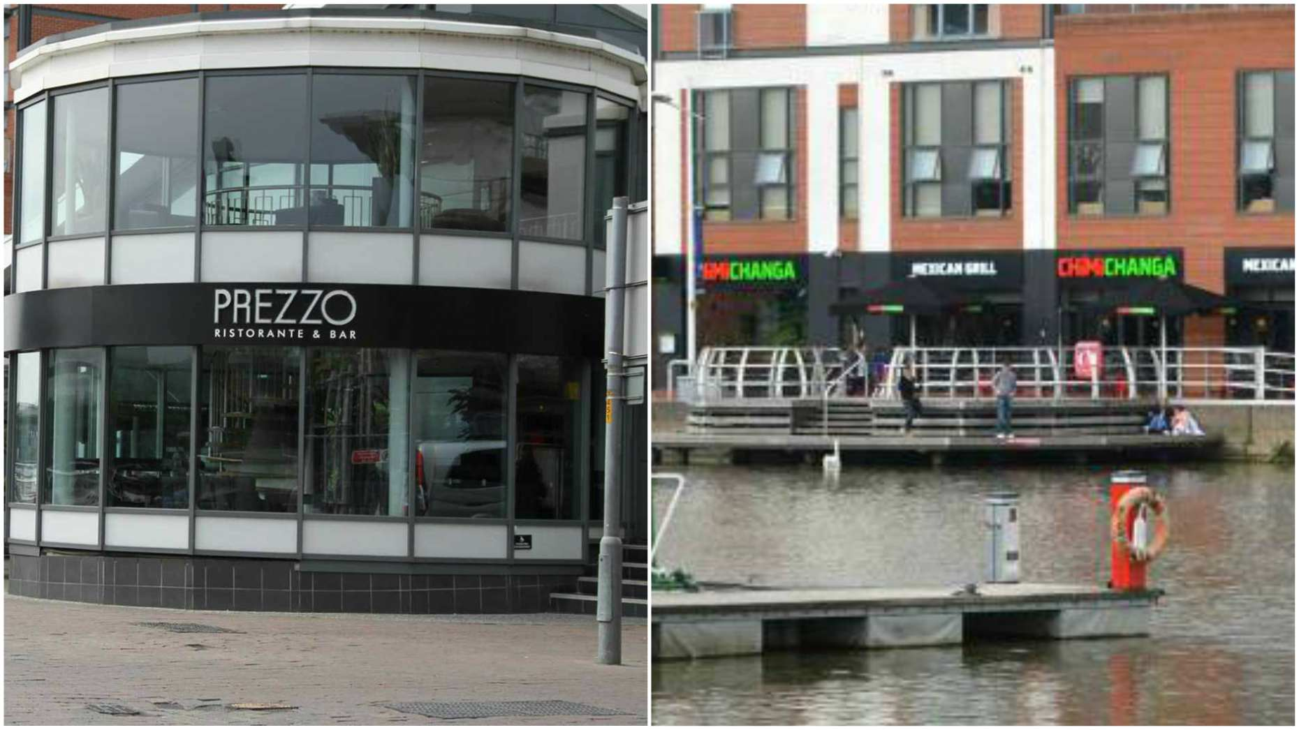 Prezzo to close Barnstaple restaurant