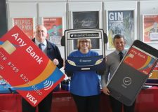 Lincoln buses go contactless