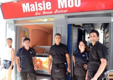 Maisie Moo ice cream parlour opens tomorrow