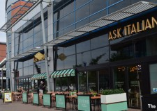 First look: Ask Italian refurbishment