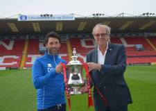 Imps to face Cobblers at home in FA Cup first round