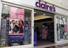 Claire's stores under threat of closure