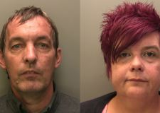 Couple who flooded Lincoln streets with Mamba jailed