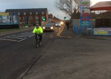 Police stop 27 drivers for being 'too close' to cyclist