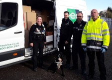 One million illegal cigarettes seized in Lincoln