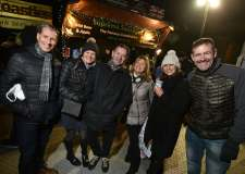 Thousands get into the Lincoln Christmas Market spirit