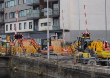 Brayford bridge behind schedule as closure extended again