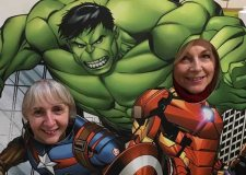 Free in Lincoln: Marvel-ous superhero day this weekend