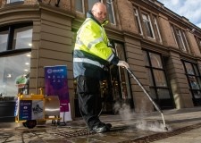Gummy McGumface: Lincoln children to name street cleaning machine