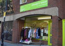 Nomad Trust Waterside charity shop closed