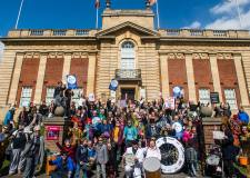 Final hours to have your say on Usher Gallery's future