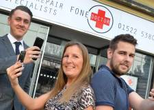 Answering High Street's call: Fone Doctor on the move