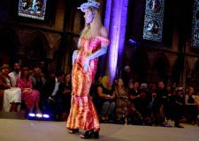 In Pictures: Lincoln Fashion Show 2019