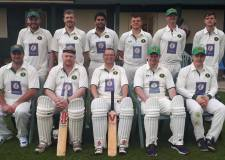 Cricket: Waddington off the mark with away win