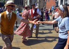 Lincoln 1940s weekend extravaganza returns in August