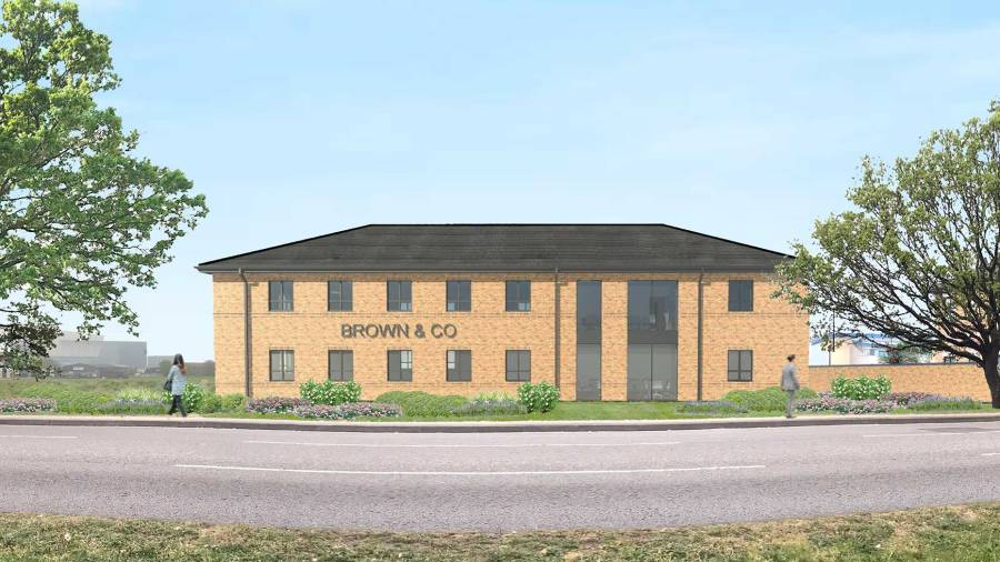 Surveyors Submit Plans For New Lincoln Regional Hub
