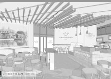 Plans approved for new Lincoln coffee shop