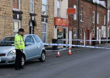 Man in hospital after Lincoln stabbing