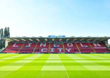 Sincil Bank stadium opening as public space during lockdown