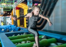 Ninja Warrior course swings into action at Lincoln attraction